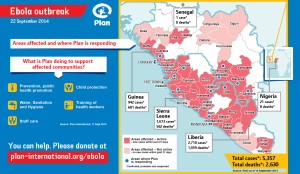 Plan activities against Ebola outbreak